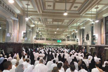 أمير منطقة مكة المكرمة يوجه بإخلاء المسعى بكامل أدواره للمعتمرين