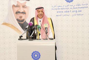 الأمير خالد بن سلطان: رفع الطاقة الاستيعابية للمدينة الأمير سلطان الطبية لـ20%