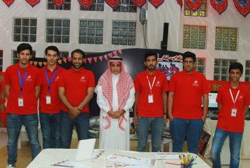 30 متطوع ومتطوعة يشاركون في تنظيم مهرجان ليالي الخير الرمضانية
