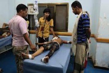 التحالف اليمني:توثيق انتهاكات ميليشيا الحوثي والمخلوع بمقتل 715شخصا وجرح 897 مدنياً في خمس شهور
