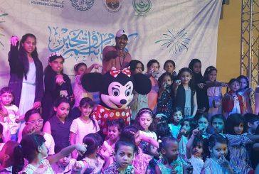 أكثر من 4 ألف زائر لفعاليات #عيد_الجبيل