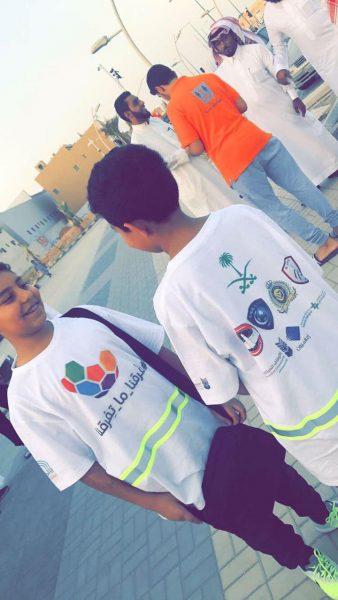 """بالصور..""""مبادرة إفطار""""تتصدى لظاهرة التعصب الرياضي عبر تحالف 4 جهات مع الهلال والنصر والشباب والرياض"""