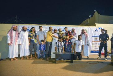 اختتام فعاليات الملتقى الشبابي الرمضاني الرابع بتعاوني معشوقة