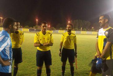 اكتمال عقد فرق نصف النهائي لبطولة شباب الجبيل الرمضانية