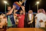 أمين منطقة الباحة يرعى حفل اختتام فعاليات ونهائي بطولة أمانة المنطقة
