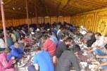"""130 ألف وجبة إفطار صائم توزعها """" بر أبها """""""