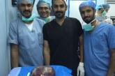 فريق طبي بمستشفى الملك فهد بمنطقة الباحه ينجح في إنقاذ حياة طفلة