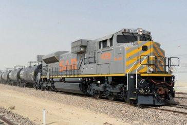 """قطارات """"سار"""" تنقل 4,06 مليون طن من المعادن"""