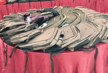 وهج الخيرية تطلق مشروع الحقيبة المدرسية بالجبيل الصناعية