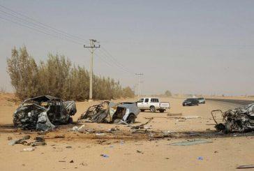 وفاة 4 أشخاص في حادث سير في القصيم
