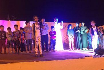 إقبال كبير على فعاليات مهرجان بني حسن 38  بمنطقة الباحه