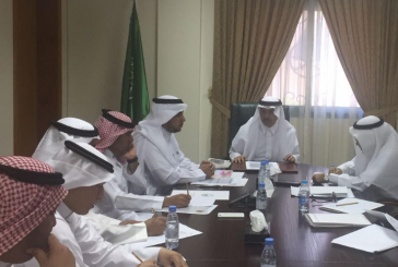 محافظ الجبيل يرأس اجتماع لجنة المناسبات بالمحافظة.. ويعتمد فعاليات صيف الجبيل