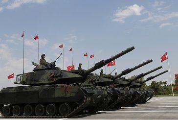 دفعة خامسة من القوات التركية تصل الدوحة