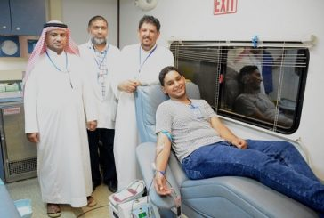 تنمية الجعافرة ومجموعة صوت الساحل يختتمون حملة التبرع بالدم