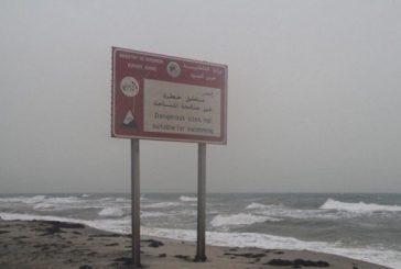 حرس الحدود بجازان يحذّر الصيادين والمتنزهين من الإبحار