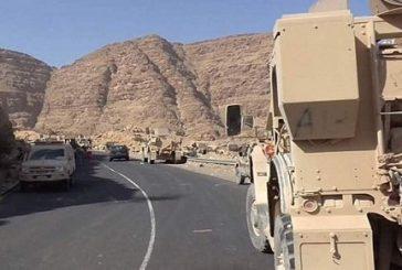 الشرعية تسيطر على جبال المخا.. والتحالف يقصف الطريق الرابط بين الحديدة وتعز
