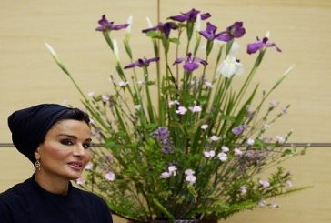 """سحب ترشيح """"موزة"""" من جائزة السيدة العربية الأولى 2017"""