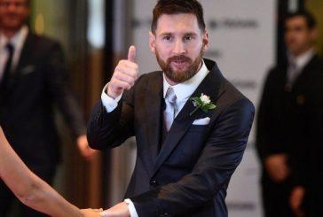 برشلونة يمدد عقد ميسي حتى 2021