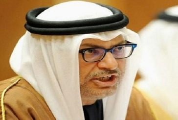 قرقاش: واهم من يعتقد أن له مكانا في الخليج العربي وهو عدو للسعودية وسلمان