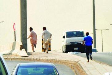 شرطة الباحة تقبض على 1800 مخالف لنظامي الإقامة والعمل