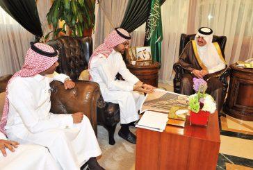 الأمير سعود بن نايف يؤكد على دعم مواهب الشباب وهواياتهم تحقيقاً لرؤية المملكة 2030
