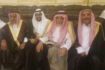 """""""المالكي"""" يحتفل بزواج ابنه """"عادل"""""""