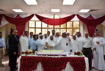شركة الصحراء للبتروكيماويات تقيم حفل عيد الفطر لموظفيها