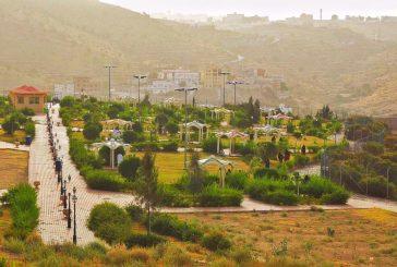 حديقة الحُسّام بمنطقة الباحة تجذب المصطافين وتخطف الأبصار