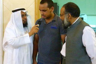 مسلم جديد كل ساعة بدعوي الروضة