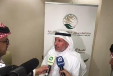 """#مركز_الملك_سلمان_للإغاثة يوقع اتفاقية مع """"اليونيسف"""" لمكافحة وباء #الكوليرا في اليمن"""