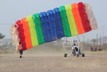 الطيران الشراعي يلهب اجواء صيف العقيق