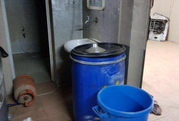 شرطة جازان تضبط مصنعا للخمور بصامطة