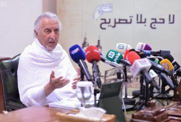 الأمير خالد الفيصل : المملكة جنّدت أكثر من 300 ألف مدني وعسكري لخدمة ضيوف الرحمن