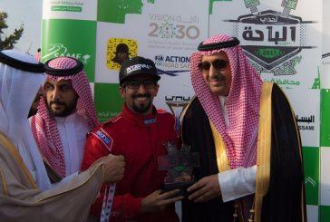 أمير منطقة الباحة يتوج الفائزين في سباق تحدي الباحة لصعود المرتفعات