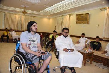 بينهم خمسة من ذوي الاحتياجات الخاصة .. تأهل ثمانية و أربعون لاعبًا في بطولة البلايستيشن بالجوف