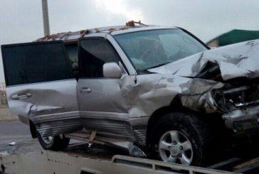 حالتا وفاة و 8 إصابات في حادث مروري بجدة