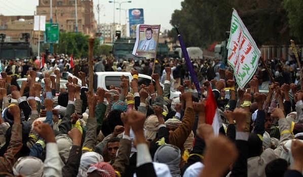 الحوثي يحاصر صنعاء لمنع المخلوع من الاحتشاد في ميدان السبعين