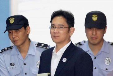 السجن 5 سنوات لنائب رئيس مجموعة «سامسونج»