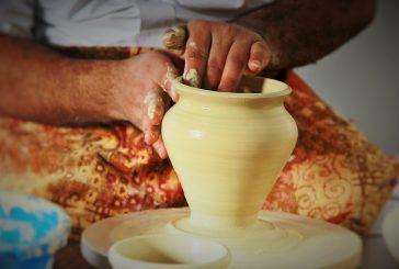 بالصور..صناعة الفخار تبرز في ملتقى الحرف والصناعات اليدوية بالجبيل الصناعية