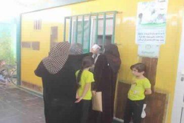 العيادات السعودية تصرف 2139 وصفة طبية لمراجعيها من اللاجئين السوريين في مخيم الزعتري
