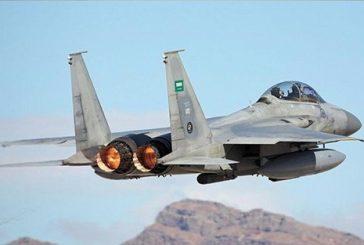 طيران التحالف يدمر فرقتين للميليشيات الانقلابية في الجوف اليمنية