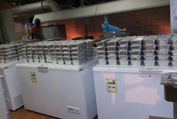 900 ألف وجبة تغذي حجاج أفريقيا غير العربية يومي التروية وعرفة