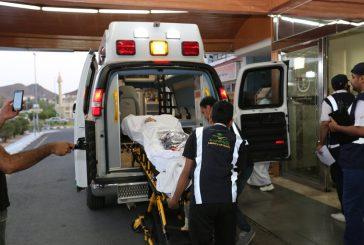الصحة تفويج الحجاج المرضى من مستشفيات المدينة المنورة