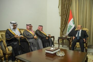 وزير التجارة يبحث تنمية العلاقات التجارية والاستثمارية مع رئيس الوزراء العراقي