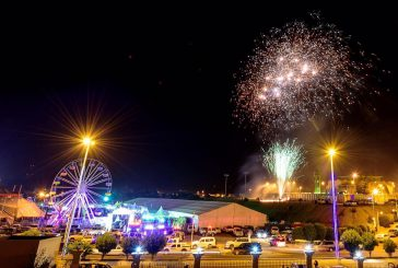 أكثر من ١٧ ألف زائر لمهرجان بلجرشي في ليلة الشريف