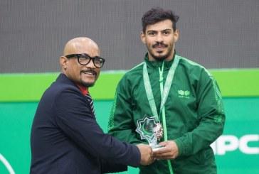 السعودية ترفع رصيدها إلى 6 ميداليات في عشق آباد