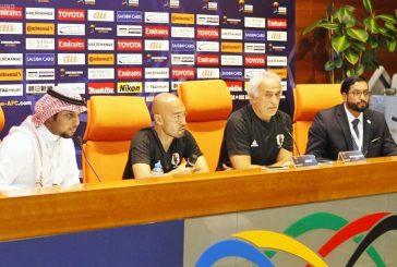 مدرب المنتخب السعودي: سنلعب للفوز أمام اليابان