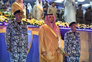 وزير الداخلية يرعى حفل تخريج الدفعة 46 لكلية الملك فهد الأمنية