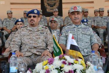 """بالصور.. اختتام المناورات السعودية المصرية.. فيصل """"11"""""""
