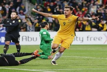 انتصار أستراليا على تايلاند